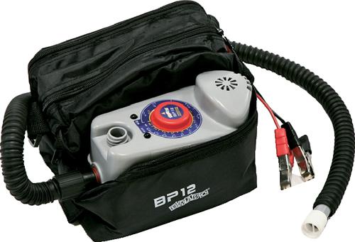 超高圧電動ポンプBP-12 装備