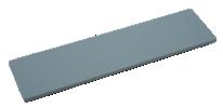 アルミ腰掛板が2枚 標準装備