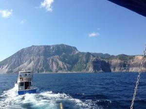 神津島クルージング