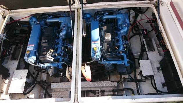 トヨタ ポーナム28 エンジン